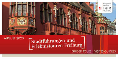 Guided City Tours April 2020