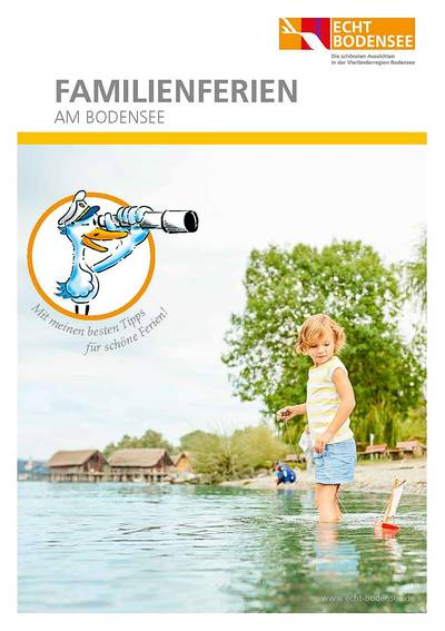 Familienferien am Bodensee