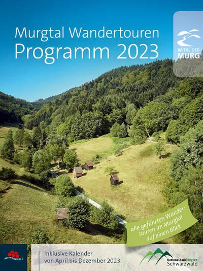 Wanderprogramm Murgtal 2020