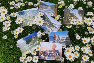 Postkarte Weltenburg