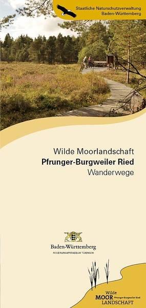 Wilde Moorlandschaft - Pfrunger-Burgweiler Ried Wanderwege