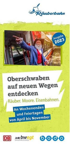 Freizeitkarte Räuberbahn 2021