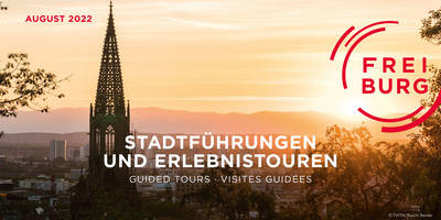 Guided City Tours September 2020