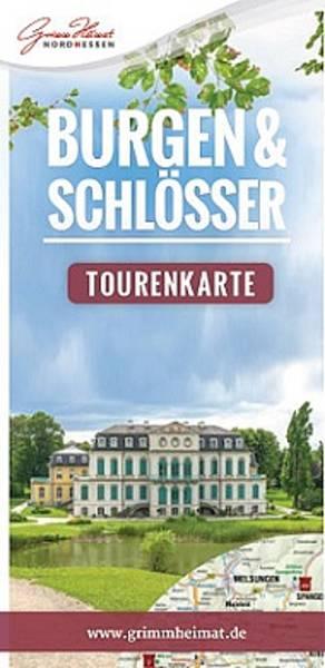Burgen & Schlösser Tourenkarte