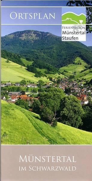 Ortsplan Münstertal