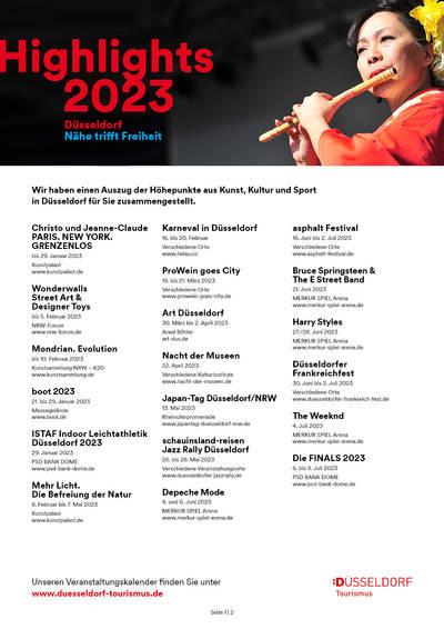 Düsseldorf Highlights 2020/21 DE