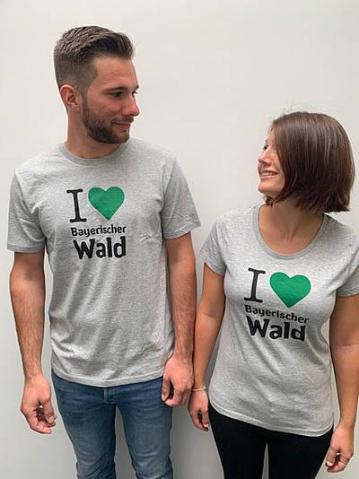 T-Shirt Bayerischer Wald 24,00