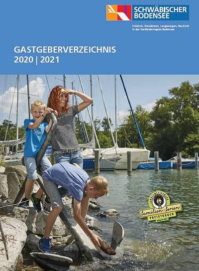 Gastgeberverzeichnis Schwäbischer Bodensee