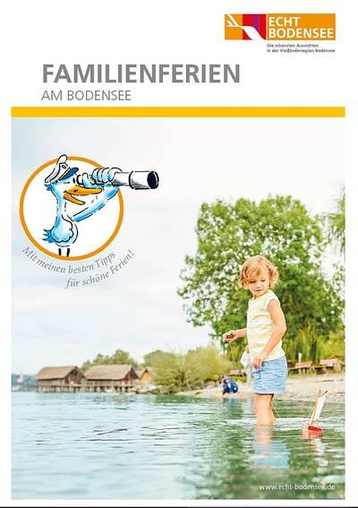 Familienferien am Echt Bodensee