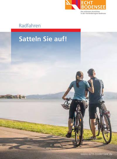 Radfahren am Echt Bodensee