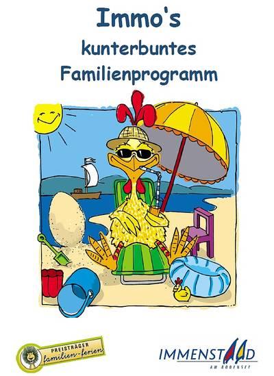 Immos kunterbuntes Familienprogramm