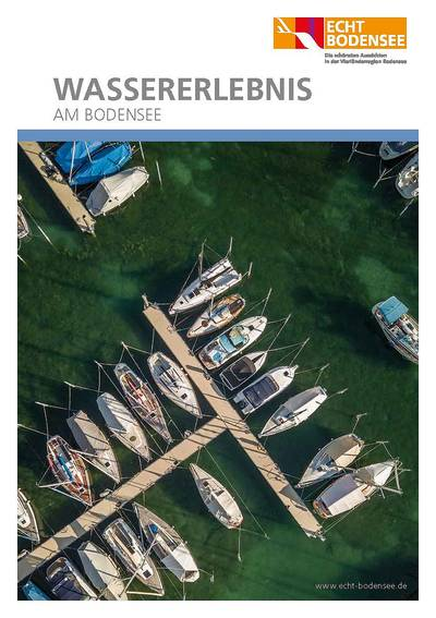 Wassererlebnis am Bodensee