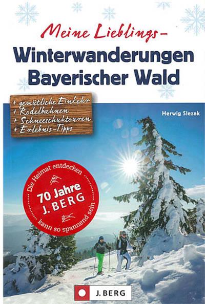 Winterwanderungen Bayerischer Wald  15,99 €