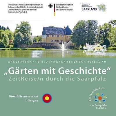Erlebniskarte Gärten mit Geschichte