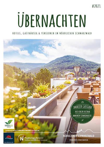 Gastgeberverzeichnis Nördlicher Schwarzwald - Hotels, Gasthöfe und Pensionen