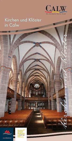 Kirchen und Klöster in Calw