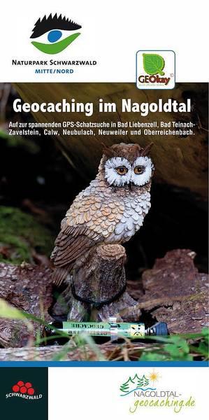 Geocaching im Nagoldtal