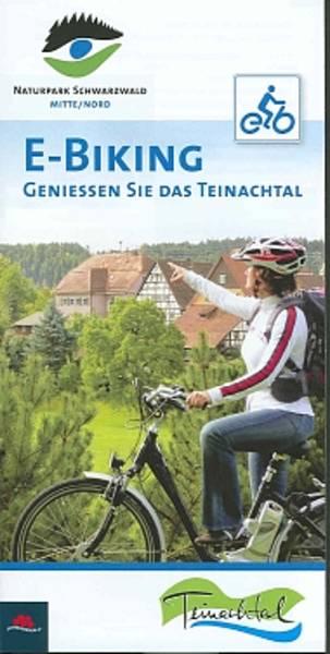 E-Biking - Genießen Sie das Teinachtal - Touren