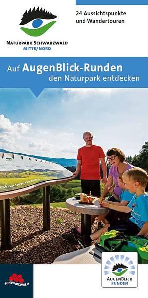 Naturpark-Augenblick-Runden