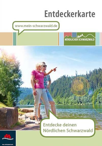 Entdeckerkarte Nördlicher Schwarzwald