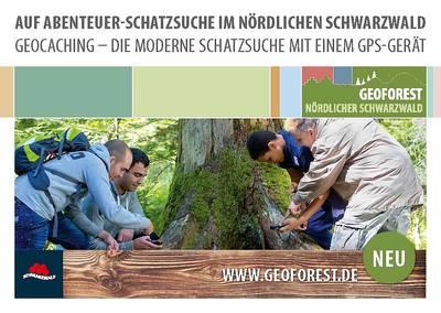 Geoforest Nördlicher Schwarzwald