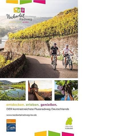 Bestellung der kostenlosen Radkarte Neckartal-Radweg