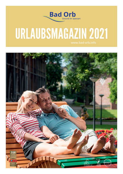 Urlaubsmagazin 2021