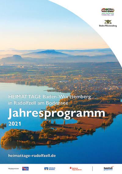 Heimattage Baden-Württemberg in Radolfzell - Jahresprogramm 2021