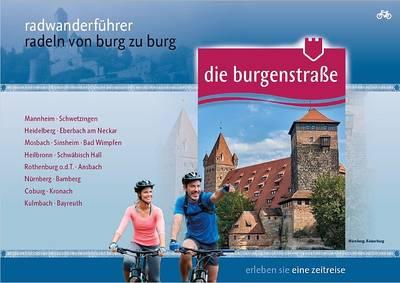Burgenstrasse - Radwanderführer 12,50 Euro