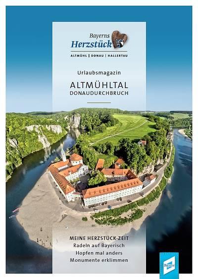 Urlaubsmagazin Altmühl   Donau   Hallertau