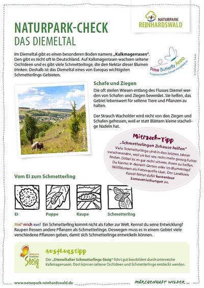 Naturpark-Check: Das Diemeltal