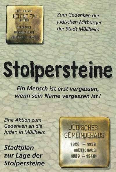 Müllheimer Stolpersteine