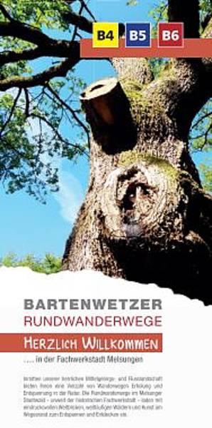 Bartenwetzer-Rundwege B4-6