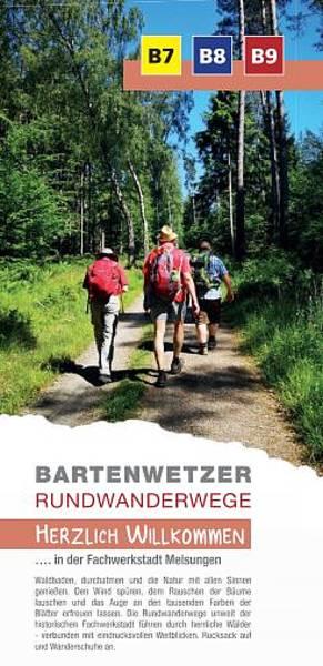 Bartenwetzer-Rundwege B7-9