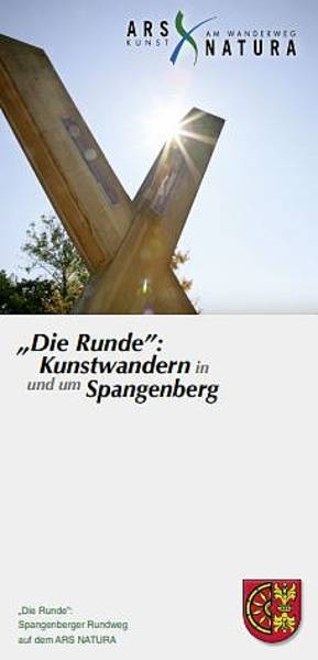 """Ars-Natura-Flyer \""""Die Runde Spangenberg\"""""""