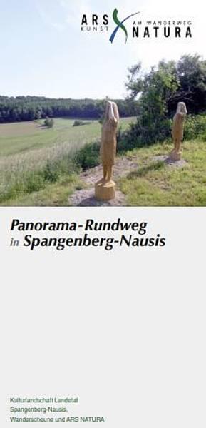 """Ars-Natura-Flyer \""""Panorama-Rundweg Nausis\"""""""