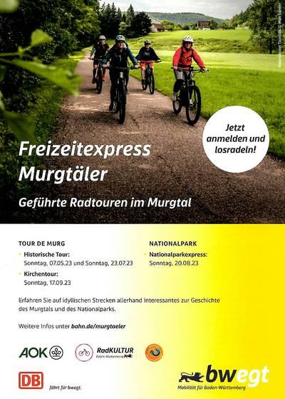 Radexpress Murgtäler