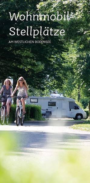 Wohnmobilstellplätze am westlichen Bodensee