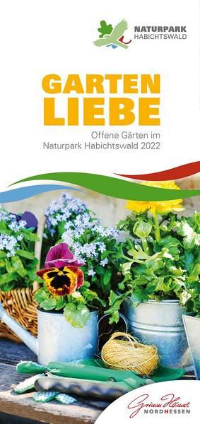 Gartenliebe - offene Gärten im Naturpark Habichtswald 2021
