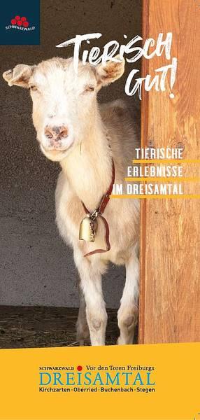Tierische Erlebnisse im Dreisamtal