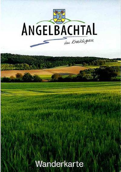 Wanderkarte Angelbachtal