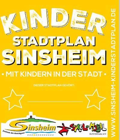 Kinderstadtplan Sinsheim
