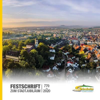 Festschrift zum Stadtjubiläum 2020