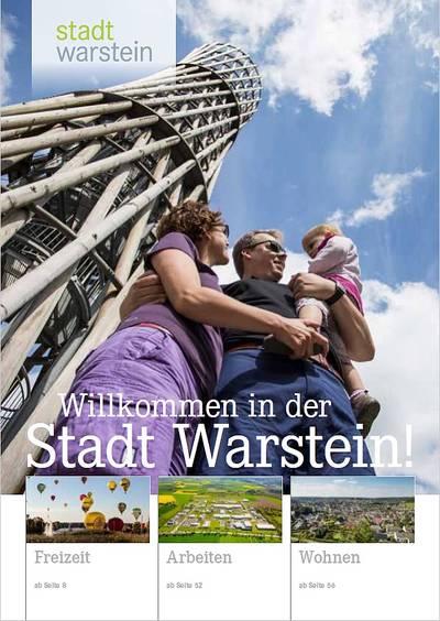 Imagebroschüre Warstein