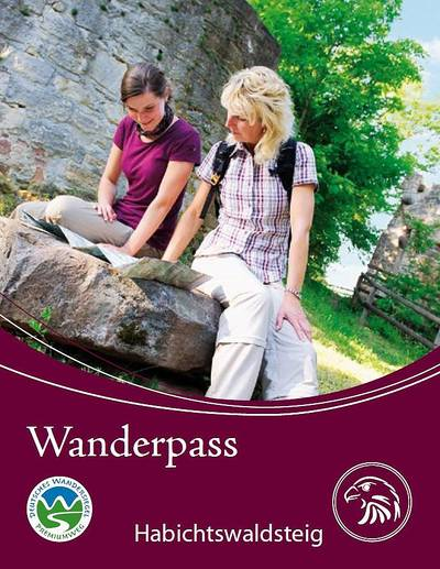 Wanderpass Habichtswaldsteig