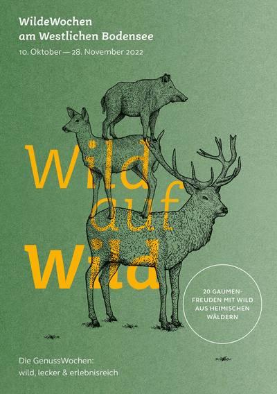 Wild auf Wild: WildeWochen 2021