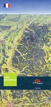 Carte panoramique Forêt Noire