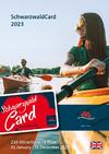 SchwarzwaldCard Flyer engl