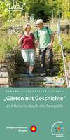 Gärten mit Geschichte 2018
