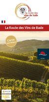 La Route des Vins de Bade - Carte touristique